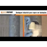 bandagem industrial tape repair
